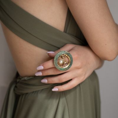 Coral Ring I